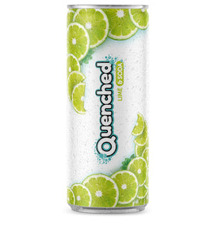Load image into Gallery viewer, 24 x Lime & Soda 250ml