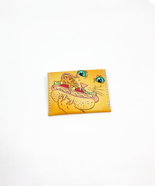 Chicago Style Rat-Dog Wallet