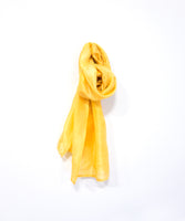 Habutai Silk Scarves - Local Natural Dye