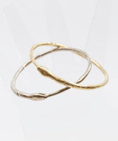 Oroboros Bangle Bracelet