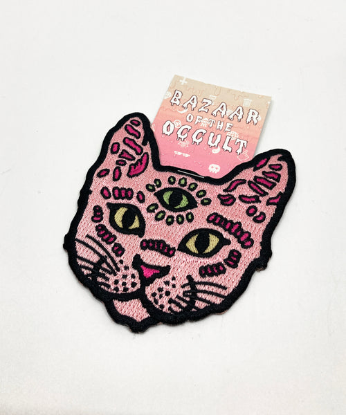 Third-Eye Kitten Patch