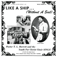 Pastor T.L. Barrett - Like a Ship (Without a Sail) Vinyl