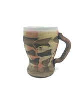 Abstract Fish Scale Mugs