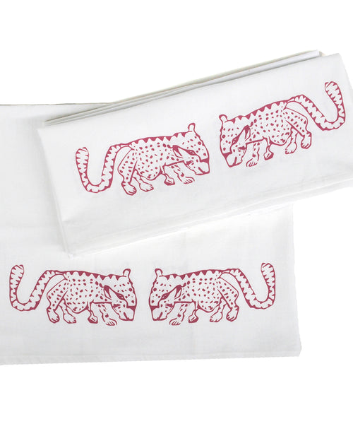 Two Leopards Towel