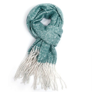 Miss Sparrow Harper Scarf Green
