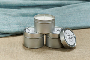 Recycled Candle Co. Tin Candle (four scents)