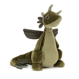 Jellycat Olive Dragon