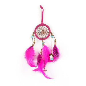 Pineapple Island Dream Catcher - Pink