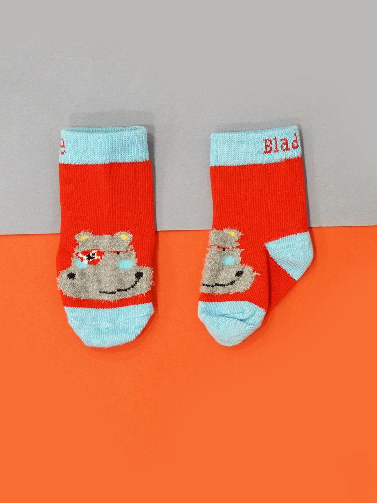 Blade & Rose Harry the Hippo Socks