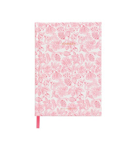 Rifle Paper Co. Moxie Floral Fabric Hardback Journal