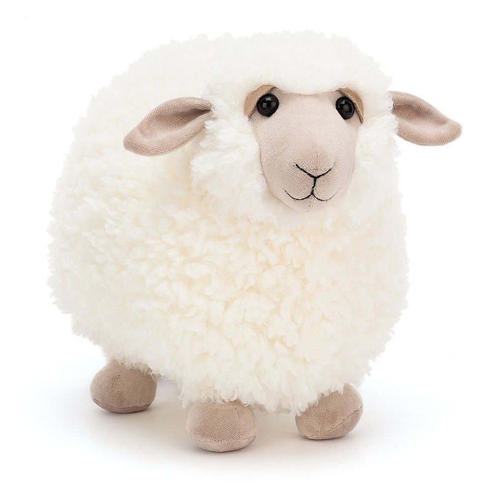 Jellycat Rolbie Sheep Cream - Medium