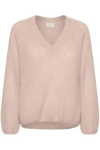 Part Two Evi Pullover Cameo Rose