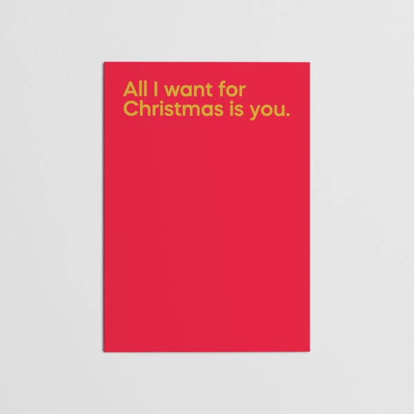 Say it with Songs Christmas Cards