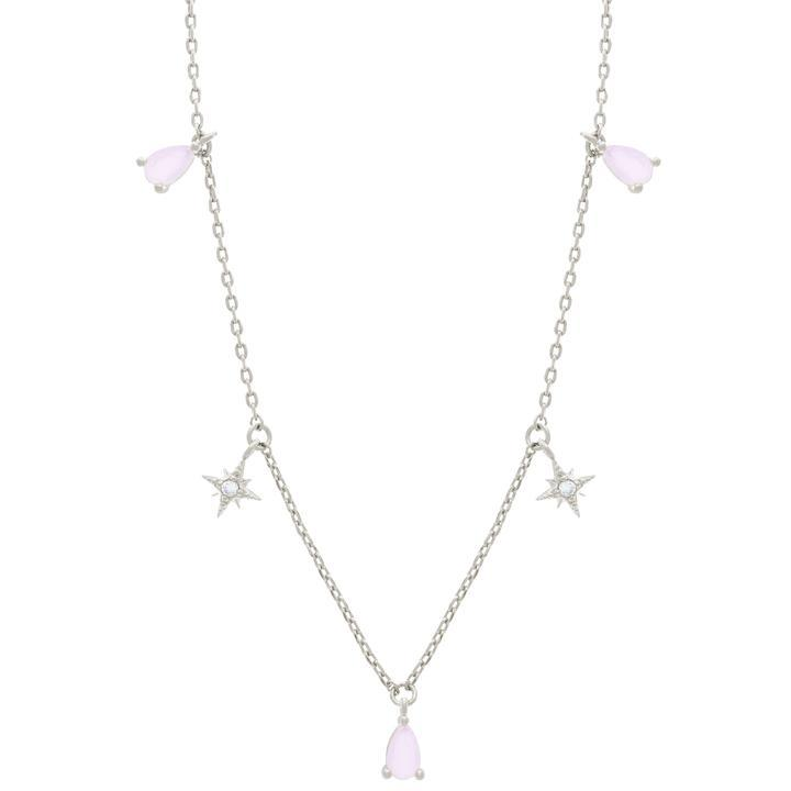 *75% OFF* Girls Crew Bubblegum Dangle Necklace