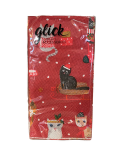Glick Paper Hankies Christmas Designs