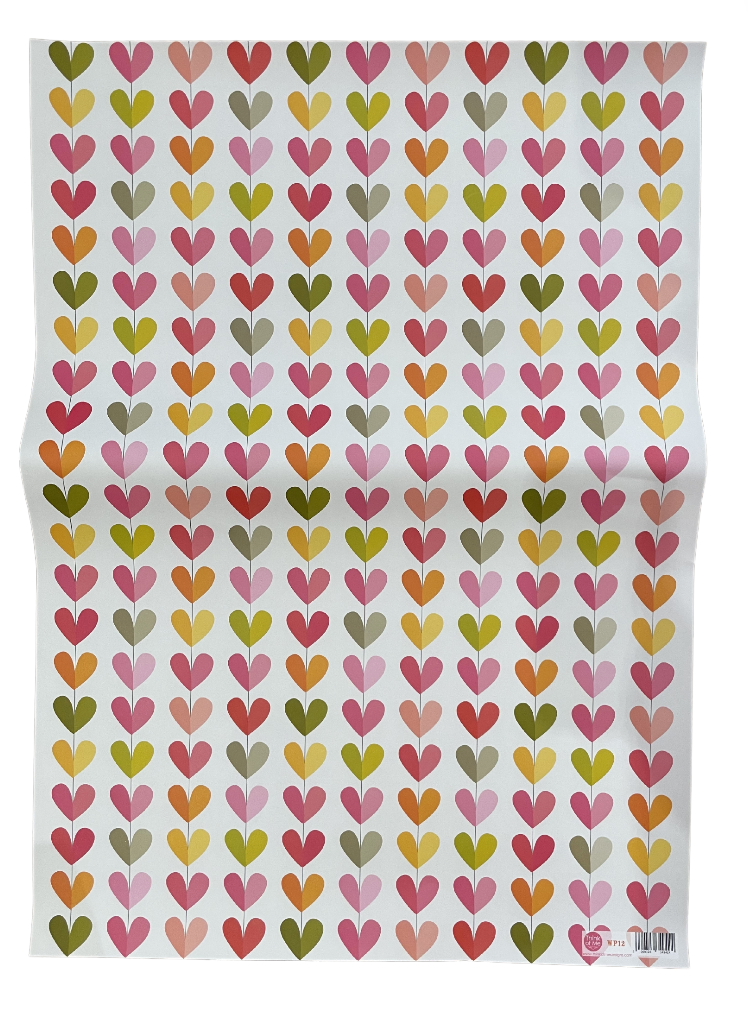Glick Gift Wrap - Single Sheets