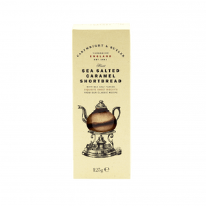 Cartwright & Butler Sea Salted Caramel Shortbread Carton