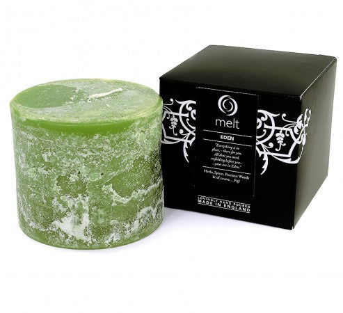 Melt Medium Eden Candle