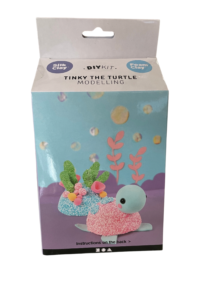 Creativ Company Tinky the Turtle  Modelling Kit