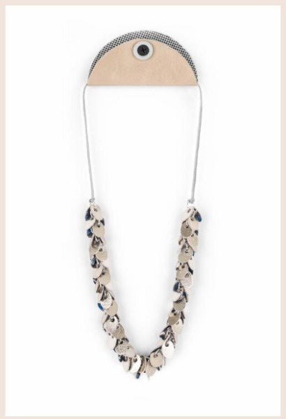 Kay Morgan Necklace - Small Punch