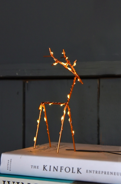 Lightstyle London Copper Deer (2 sizes)
