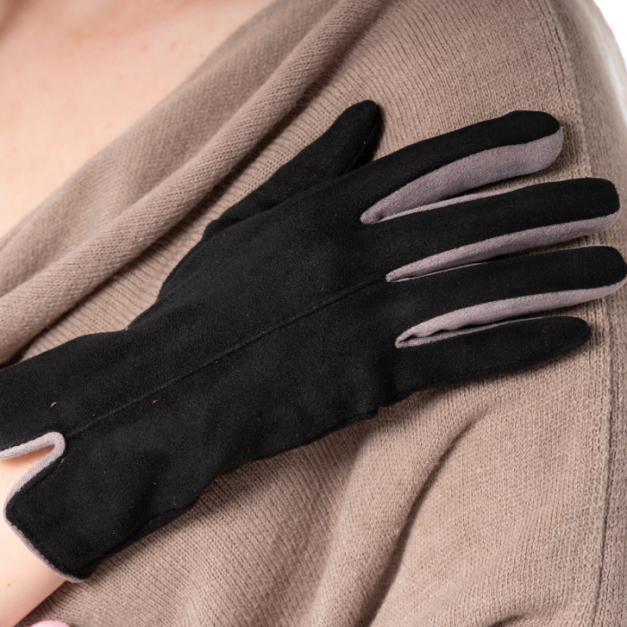 Miss Sparrow Gloves Contrast Line (2 styles)
