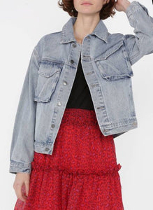 School Rag Viveka Denim Jacket