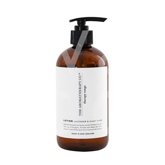 The Aromatherapy Co Therapy Lotion 500ml (2 scents)