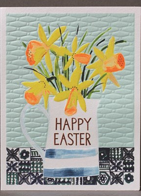 Paper Salad Easter Cards (5 designs)