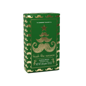 The Somerset Toiletry Co. Mr & Mrs Festive Soap (2 scents)
