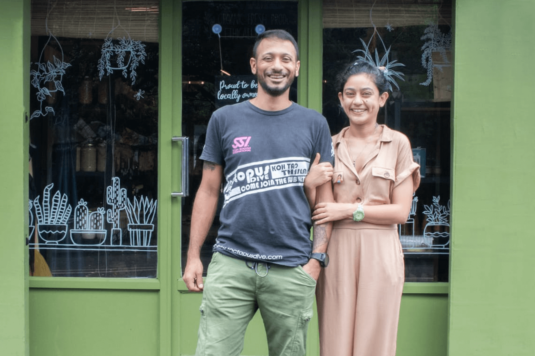 Founders | Vnya Organics | Our Story