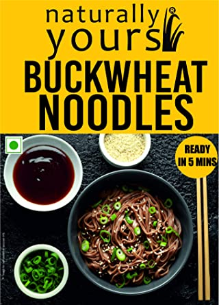BUCKWHEAT NOODLES 180G by NATURALLY YOURS - Vnya, Of the Wild