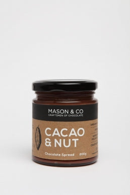 VEGAN CACAO NUT SPREAD by MASON & CO - Vnya, Of the Wild