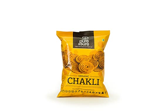 CHAKLI 200GM by PURE & SURE - Vnya, Of the Wild