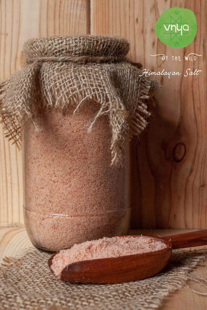 HIMALAYAN PINK SALT by Vnya - Vnya, Of the Wild