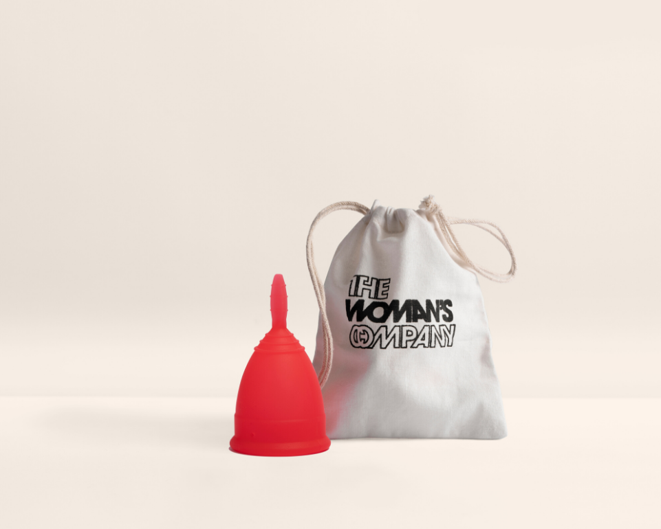 MENSTRUL CUP by THE WOMENS COMPANY - Vnya, Of the Wild