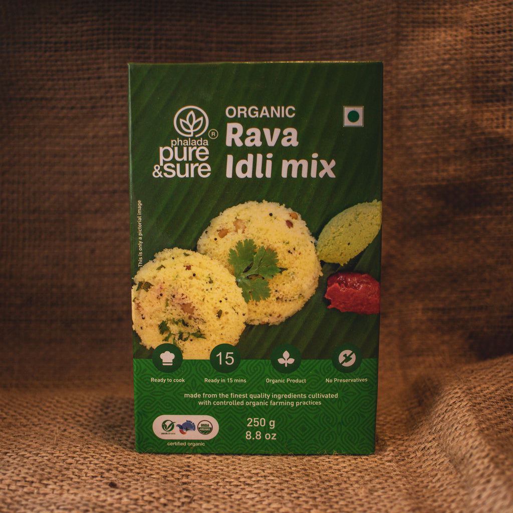 RAVA IDLI MIX by PURE & SURE - Vnya, Of the Wild