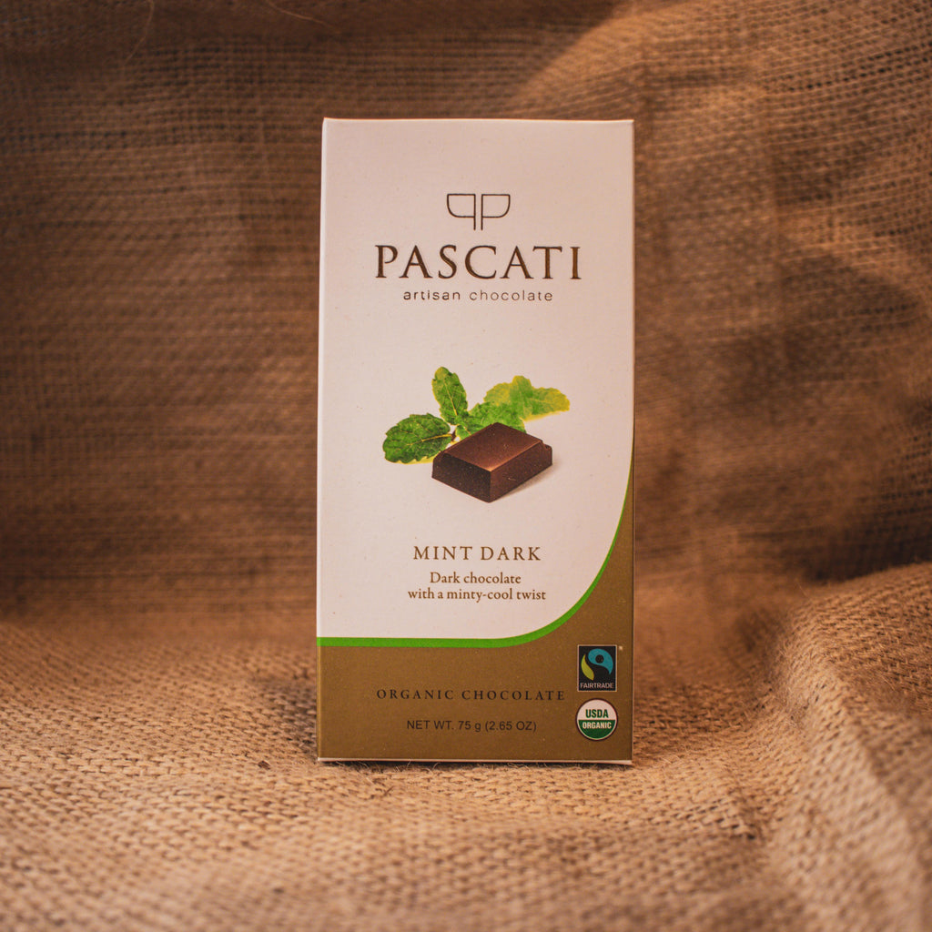 MINT DARK CHOCO BAR by PASCATI - Vnya, Of the Wild