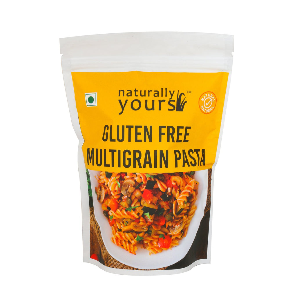 MULTIGRAIN PASTA 200GM by NATURALLY YOURS - Vnya, Of the Wild