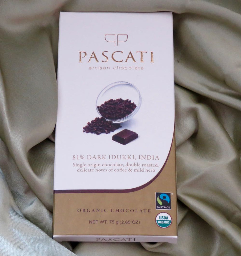 81% DARK IDUKKI CHOCO BAR by PASCATI - Vnya, Of the Wild