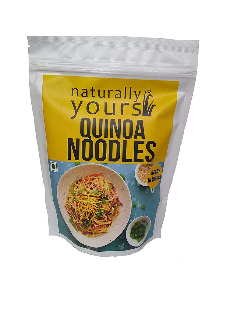 QUINOA NOODLES 180GM by NATURALLY YOURS - Vnya, Of the Wild