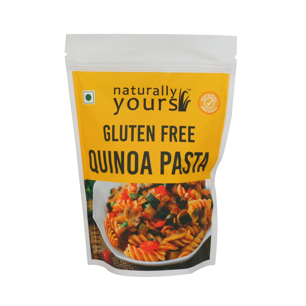 QUINOA PASTA 200GM by NATURALLY YOURS - Vnya, Of the Wild