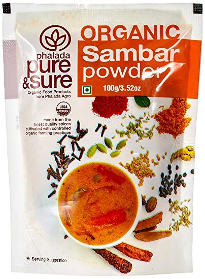 RASAM POWDER 100GM by PURE & SURE - Vnya, Of the Wild