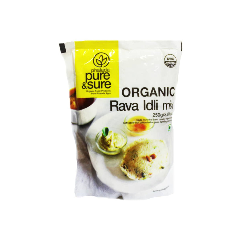 RAWA IDLI MIX by PURE & SURE - Vnya, Of the Wild