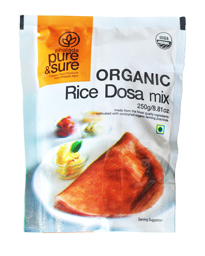 RICE DOSA MIX 250GM by PURE & SURE - Vnya, Of the Wild