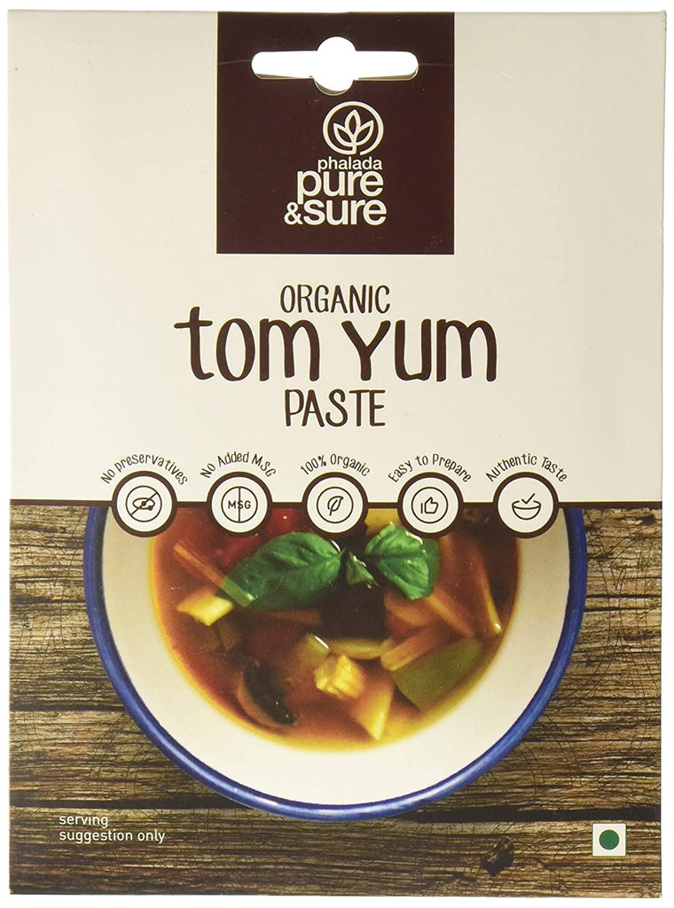 TOM YUM PASTE by PURE & SURE - Vnya, Of the Wild