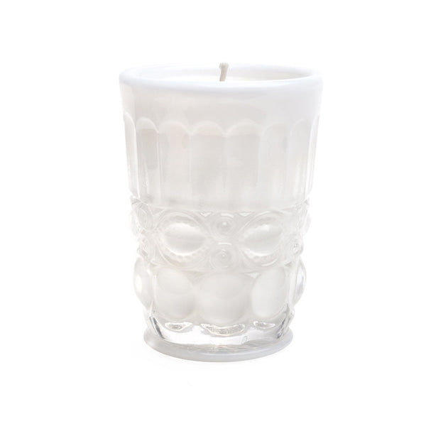 cabochon candle