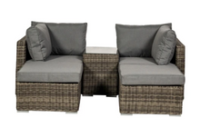 Load image into Gallery viewer, Windsor 4 Seater Convertible Set