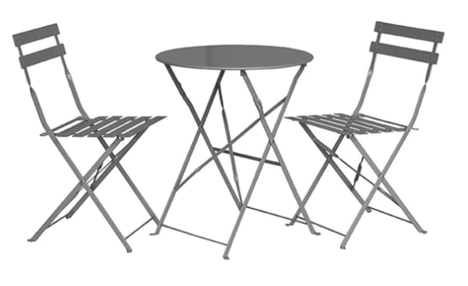 Dorset 2 Seater Bistro Set