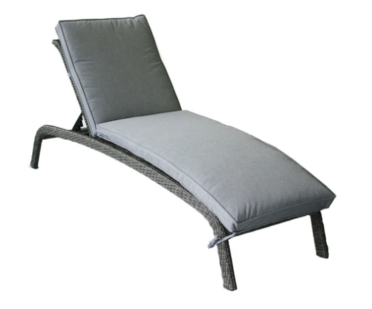 Oxford Adjustable Sunlounger